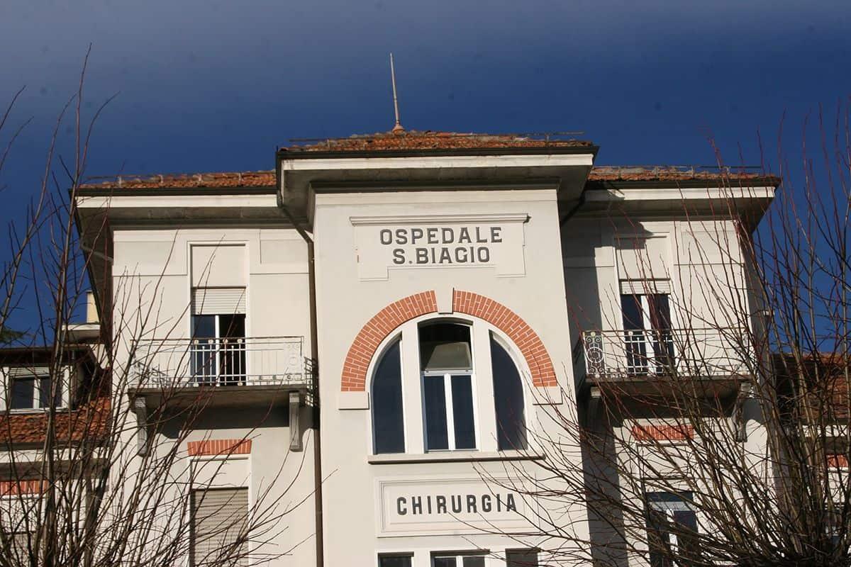 Ospedale San Biagio Domodossola